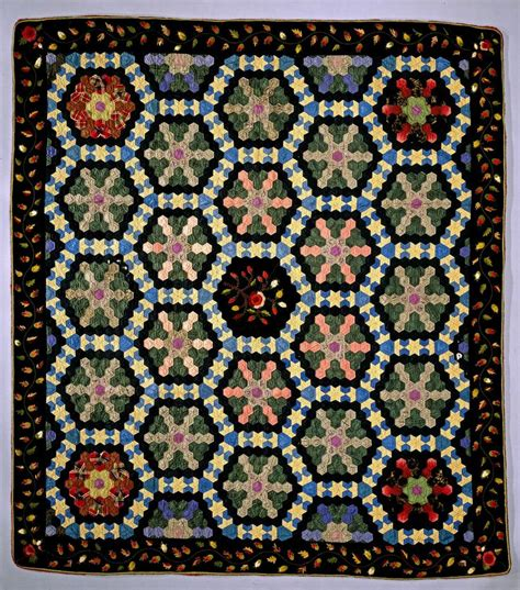 Pieced Quilts by 17 Best Images About Hexi Quilts 2 On Antique