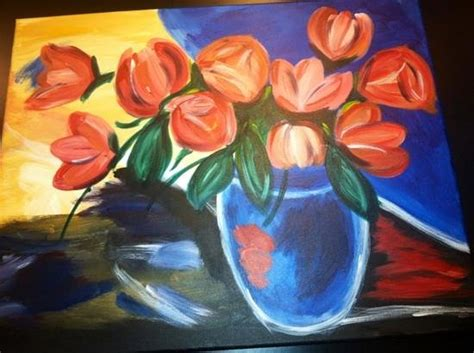 paint nite rochester my painting
