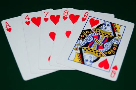 card draw how to play 5 cards draw pokernews