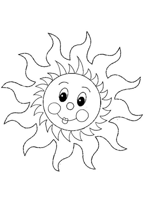 Sun Coloring Pages For Toddlers by Best 25 Activity Sheets Ideas On