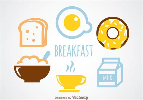 Free Clipart Breakfast breakfast vector free vector stock