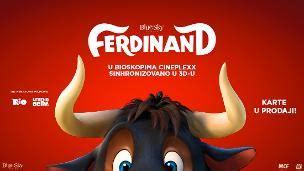film ferdinand bioskop home cineplexx rs