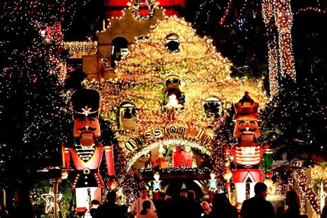 mission inn festival of lights 2016 schedule mission inn festival of lights daytripper tours
