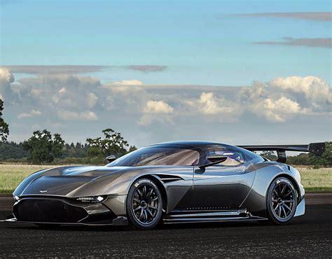 aston martin hypercar aston martin vulcan road hypercar revealed