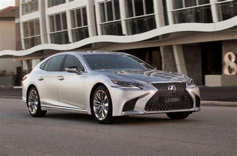 Lexus Ls 2018 by 2018 Lexus Ls 500 Turbo Ls 500h Now On Sale In