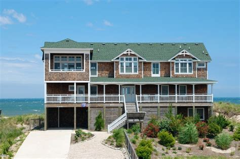 carolina beach house rentals beach house rentals in outer banks nc house decor ideas