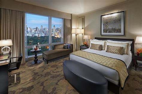 hotels with in room ny central park view room new york