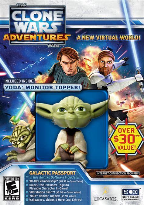 Wars Clone Wars Adventure wars clone wars adventures box for pc gamefaqs