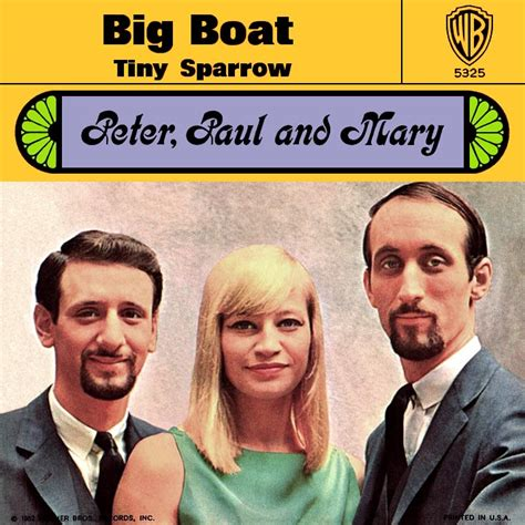 big boat by peter paul and mary way back attack peter paul and mary