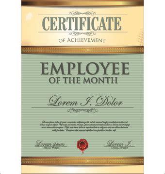 modern certificate template modern certificate template elements vector 01 vector