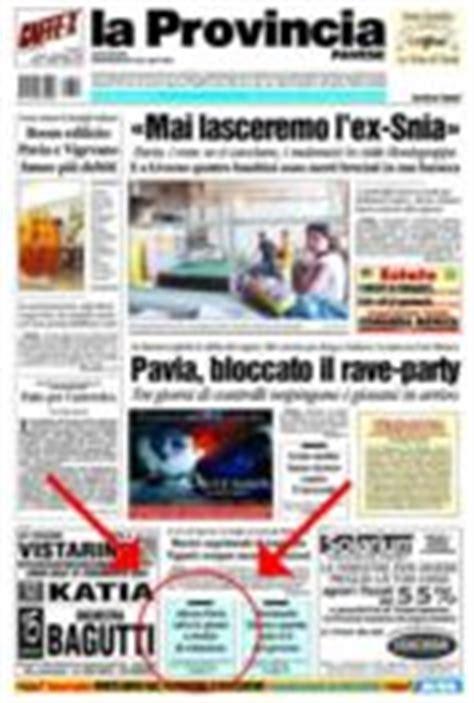 la provincia di pavia giornale la provincia pavese
