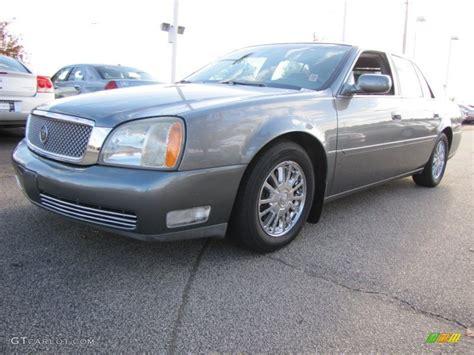 2003 Cadillac Dhs by 2003 Thunder Gray Cadillac Dhs 56231520