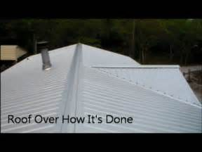 How Much Does It Cost To Build A Modular Home roof over how i did it youtube