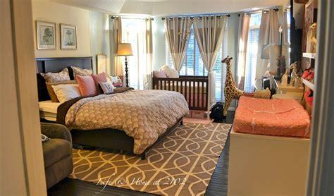 life home   master bedroom  nursery reveal