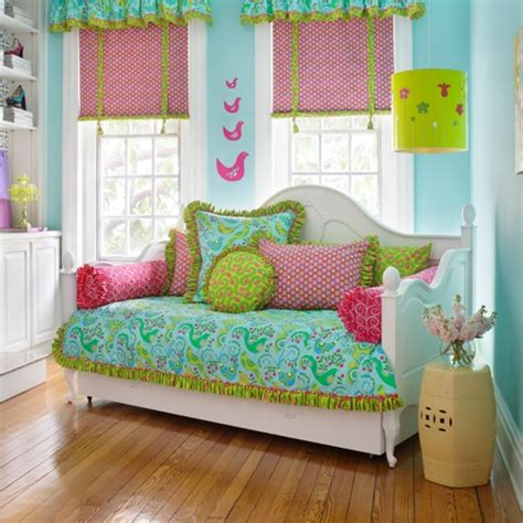 girls day beds best daybed bedding sets for girls