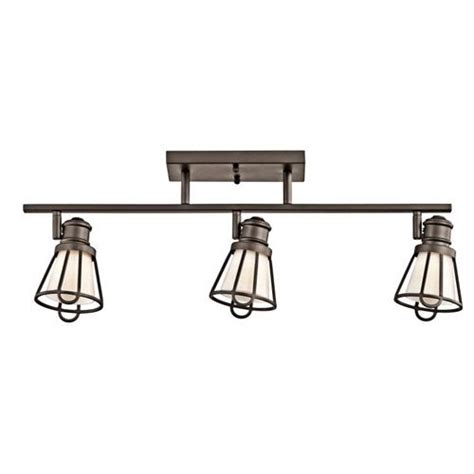 kitchen track lighting home decor