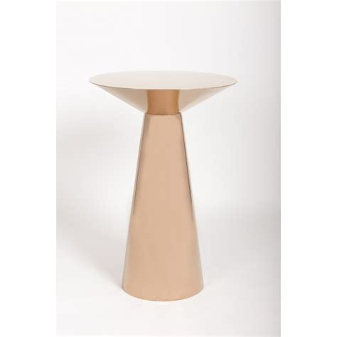 high cocktail table 27 quot gold high cocktail table harry s rental