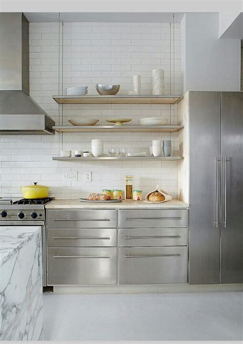 stainless steel cabinets kitchen dpages a design publication for lovers of all things