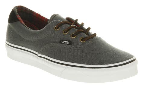 vans mens shoes mens vans era 59 castlerock trainers shoes ebay