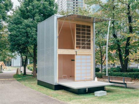 muji mobili une mini cabane mobile sign 233 e muji