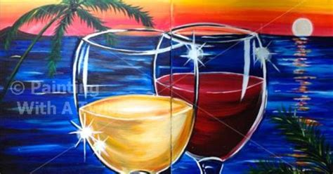 paint with a twist conroe a s date at painting with a twist in