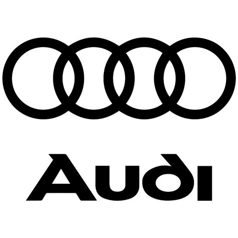 Audi Schriftart by Audi Svg Png Icon Free Download 410636 Onlinewebfonts
