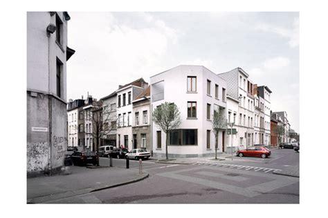 projecten verbouwing hoekwoning trapstraat antwerpen