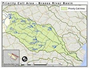 map of brazos river in brazos river priority call area tceq www tceq gov