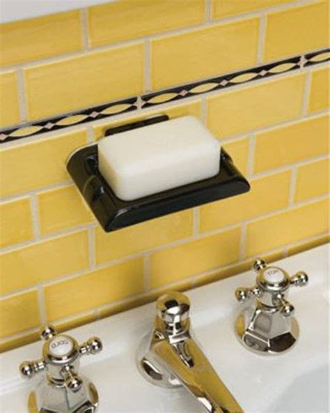 Black And Yellow Bathroom Tile 34 Retro Yellow Bathroom Tile Ideas And Pictures