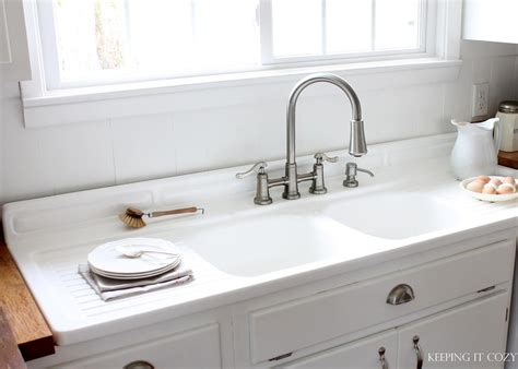 vintage kitchen with drainboard vintage double bowl kitchen with drainboard wow blog