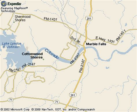marble falls texas map marble falls lakes of texas real estate texas lake homes and waterfront property
