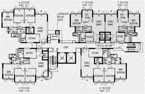where can i get a floor plan of my house 433a sengkang west way s 791433 hdb details srx property