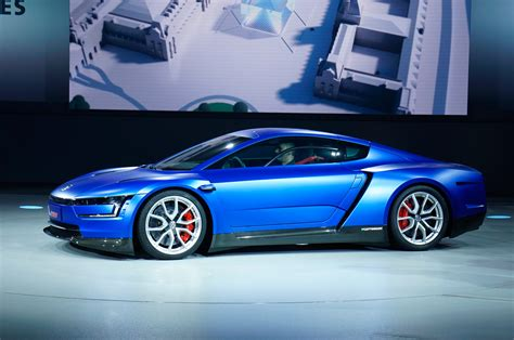 volkswagen sports car volkswagen xl sport concept side profile 02 photo 1