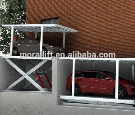 Die Motorrad Garage Cost by Lagerung Autos Tiefgarage Lift Hebeb 252 Hne Produkt Id
