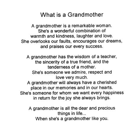 mothers day poems mothers day poems for grandmothers6