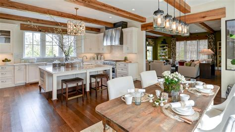 Interior Design For Farm Houses by American Farmhouse Style Mansion Idesignarch