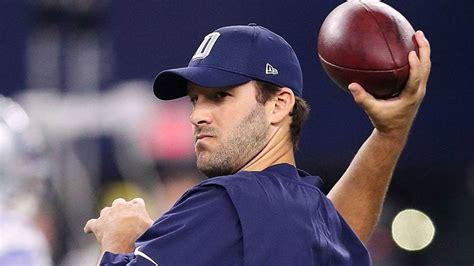 And Tony Romo by Tony Romo Trade Rumors Chiefs Could Be A Landing Spot