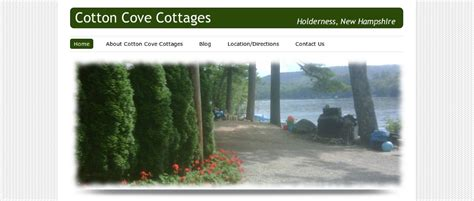 Cotton Cove Cottages by Web Design Lakeland
