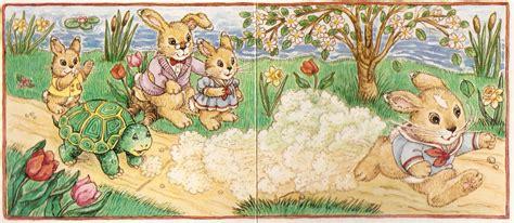 Buku Seri Mengenal Hewan Kura Kura kelinci di kisah dari taman wortel raphael s library