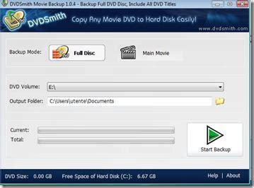 Hardisk Els come fare copie immagini di dvd con i titoli nell