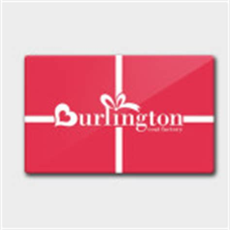 Burlington Gift Card - gift cards card balances and credits