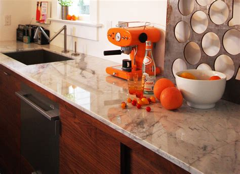 5 kitchen countertop ideas from portland seattle home builder