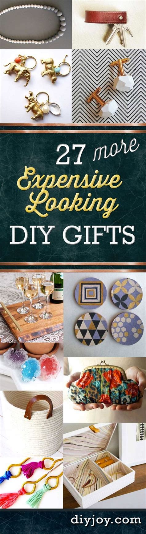 27 more expensive looking inexpensive gifts birthdays