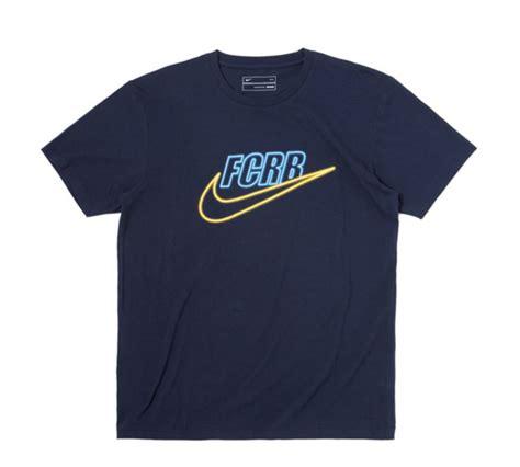 f c r b x nike swoosh t shirt collection freshness mag