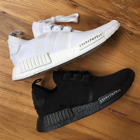 Adidas Nmd Runner Pk Japan Grey Legit Us 115 adidas nmd r1 pk white black stop with