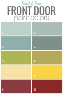 exterior door paint colors front door paint colors adding curb appeal reader q a