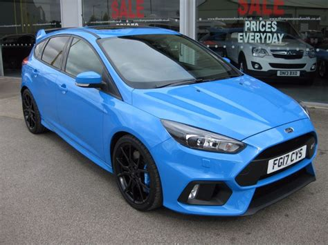 used nitrous blue ford focus for sale lincolnshire