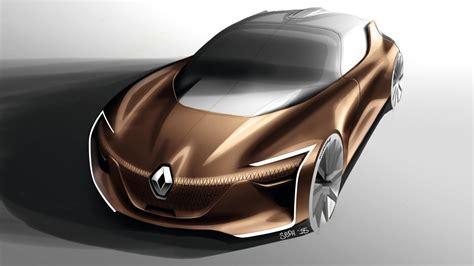 renault symbioz autonomous interactive concept car auto