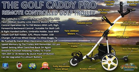 Gps Holder Motor Braket Hp Waterpoof Up To 5 5 Inch Pasang Di Spion pro caddy golf trolley