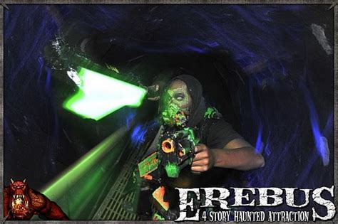 Erebus Haunted Attraction Pontiac Mi Photos Videos